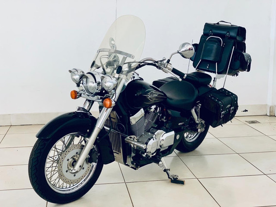 Honda Shadow 750cc 2008