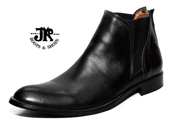 Bota - Jr Boots & Shoes - Art. 6610 Negro