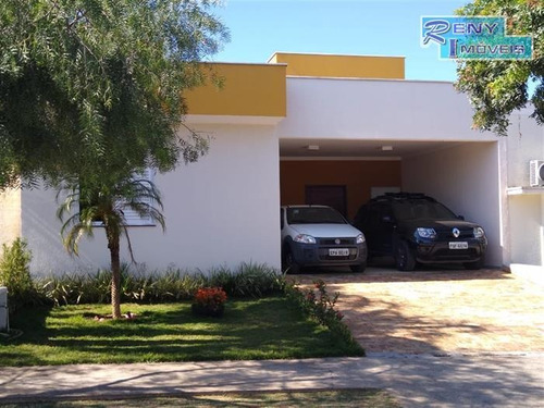 Imagem 1 de 25 de Casas Em Condomínio À Venda  Em Sorocaba/sp - Compre O Seu Casas Em Condomínio Aqui! - 1465520