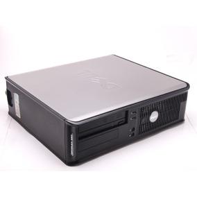 Pc/ Cpu Dell 380 Intel Dual Core 4gb Hd 160 + Frete Grátis
