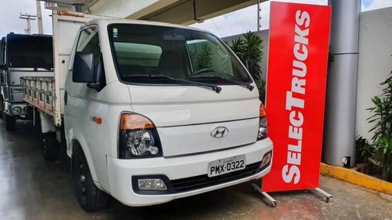 Hyundai Hr Carroceria Aberta 4x2 2017 Selectrucks