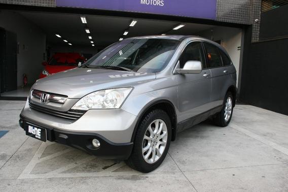 Honda Crv Ex 2.0 4x4 Aut 2007 Blindada Nivel 3a