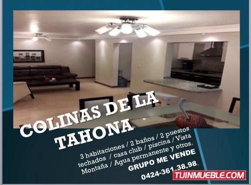 Apartamentos En Venta Colinas De La Tahona 18-17182 Cap2