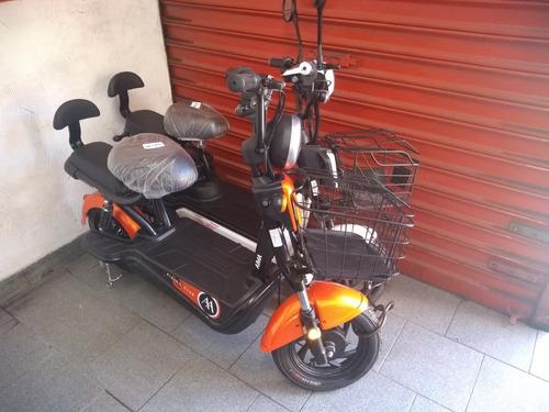 Scooter Patinete Eletrico Aima 500w60v R$5500 12 X Cartao