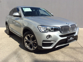 Bmw X4 2.0 Xdrive28i X Line At 2017 Contacto 5568584387