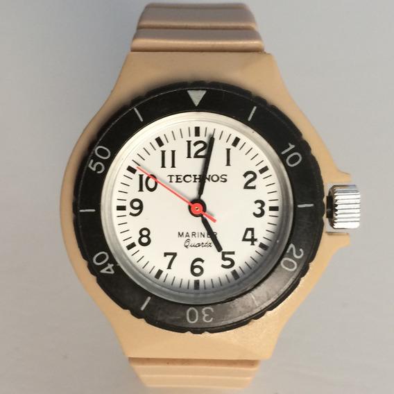 Relógio Technos Feminino Wheat Barato Custo-benefício