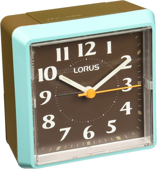 Reloj Lorus Despertador Mod. Lhe043l