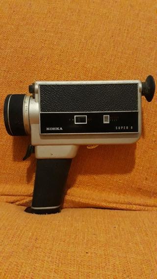 Camera Filmadora Antiga Kohka 712 Bolsa, Super8 Frete Gratis