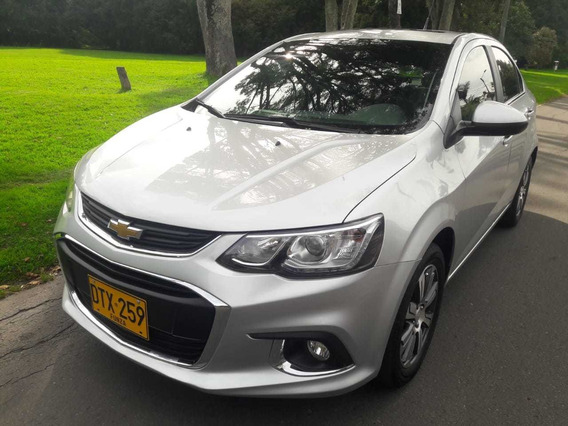 Chevrolet Sonic 1.6 Automatico Techo.a.a. Full Equipo