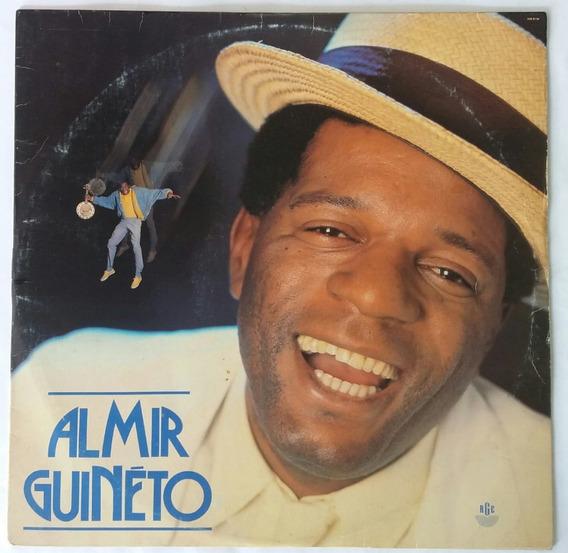 Lp : Almir Guinéto - 1986 -rge | Mercado Livre