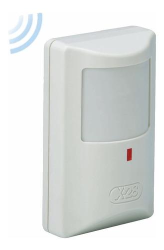 Imagen 1 de 5 de Sensor Movimiento Inalambrico Antimascotas Md70w Pr Alarmas