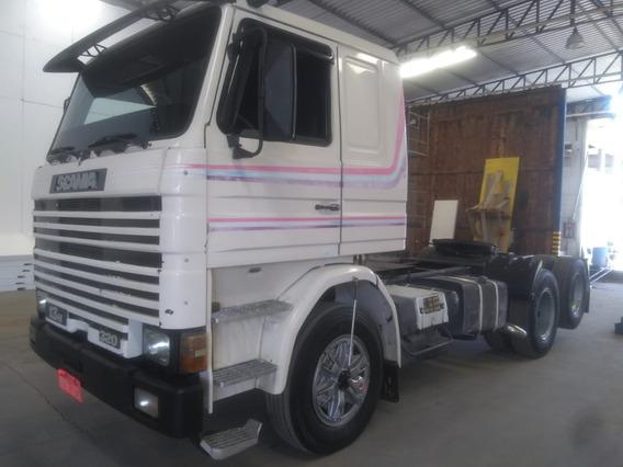 Caminhão Scania R 113 320 6x2 - Ano 1994