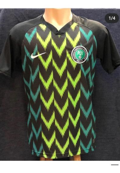 Camisa Seleção Nigéria Lançamento 20/21