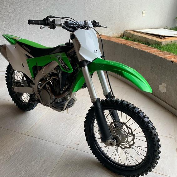 Kawasaki Kxf 450 2018 Impecável