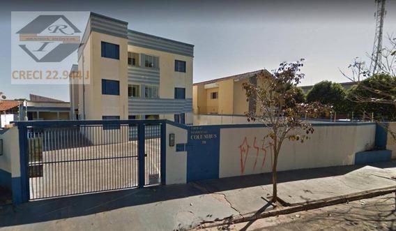 Apartamento Com 2 Dormitórios À Venda, 42 M² Por R$ 74.804,39 - Sítios De Recreio Céu Azul - Marília/sp - Ap2092