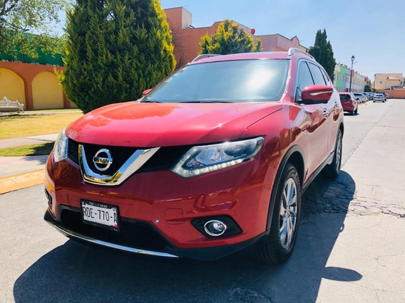 Nissan Xtrail Exclusive 2016