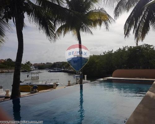 Venta Depto Res Belle Harbour Pto Aventuras Quintana Roo