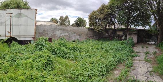Terreno En Venta En Tepalcates, Iztapalapa, Cdmx | Periférico | México-puebla