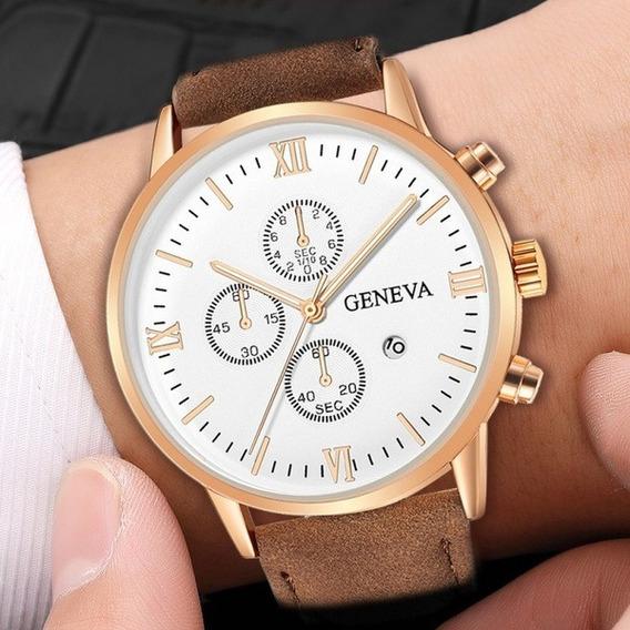 Relógio Genebra Analógico Esporte