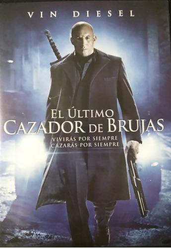 Imagen 1 de 1 de El Último Cazador De Brujas - Vin Diesel - Cinehome