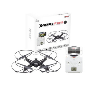 Dron / Cuadricóptero X301h Cámara Y Wifi