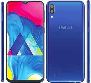 Celular Samsung Galaxy M10 32gb Azul