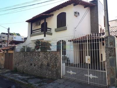 Casa Com 3 Dormitórios Para Alugar, 180 M² - Fonseca - Niterói/rj - Ca0100