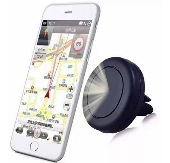 Kit 2 Suporte Magnetico Imã P/celular Gps 360 Graus Air Easy