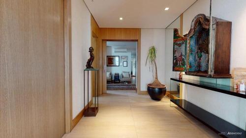 Imagem 1 de 30 de Apartamento A Venda Com 340 M² Em Cerqueira Cesar, São Paulo | Sp. - Ap294692v