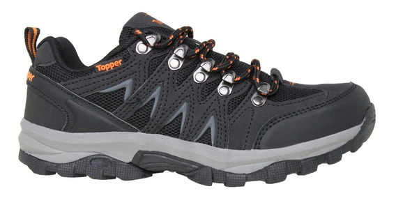 Zapatillas Topper Outdoor Gondor Kids Niño Ng/ng