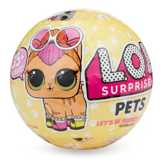 Boneca Lol - Pets Eye Spy - 7 Surpresas