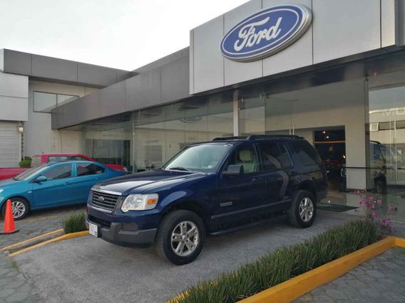 Ford Explorer 2006 5p Xlt V6 4x2
