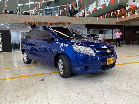 Chevrolet Sail Ls Mec