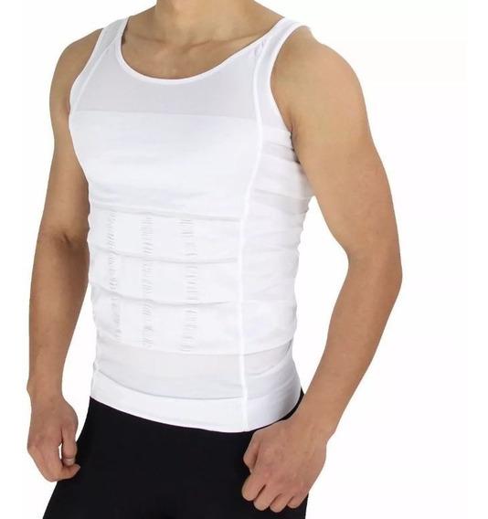 Camiseta Faja Reductora Moldeadora Playera Hombre Reduce