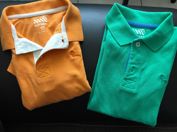 Par De Camisas Polo Old Navy