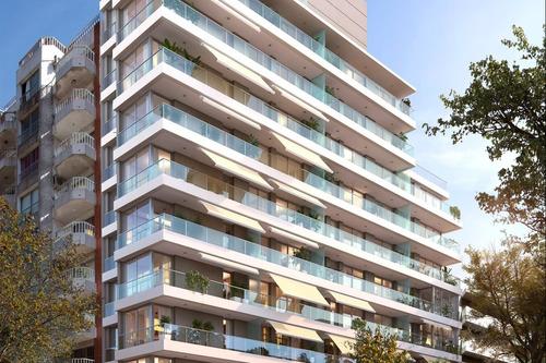 Apartamento A Estrenar, 1 Dorm. Terraza, Al Frente. Pocitos