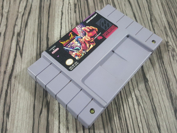 Breath Of Fire Original Repro + Garantia!!!!!!!