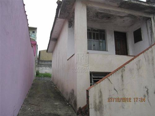 Terreno Residencial À Venda, Vila Camilópolis, Santo André. - Te0061