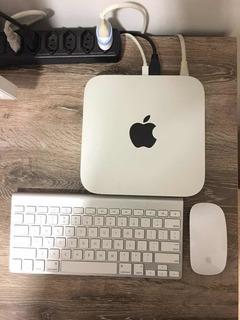 Mac Mini Completo + Magic Keyboard E Magic Mouse, I5 16gb