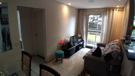 Apartamento Com 2 Dormitórios À Venda, 50 M² Por R$ 250.000,00 - Bussocaba - Osasco/sp - Ap7089