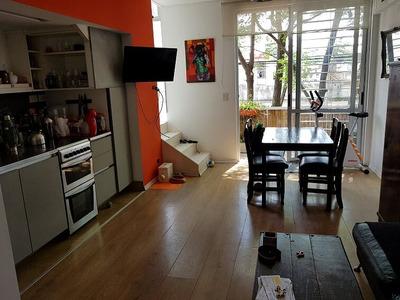 3 Ambientes Terraza Y Patio Apto Credito