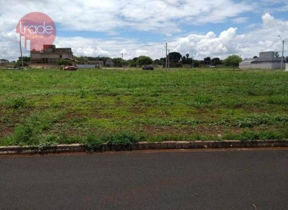 Terreno À Venda, 300 M² Por R$ 160.000 - Quinta Do Bosque - Ribeirão Preto/sp - Te0769