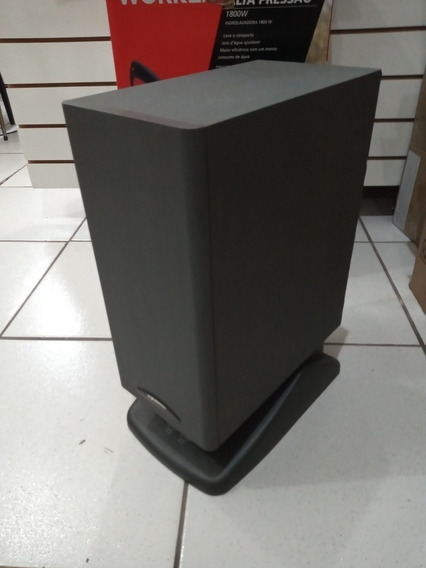 Caixa De Subwoofer Gradiente Double Sw1000