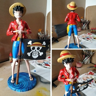 Luffy V2 - One Piece - Stl Para Impresion 3d