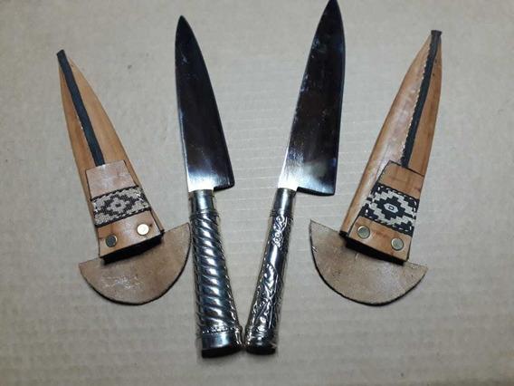 Cuchillo Mango De Alpaca