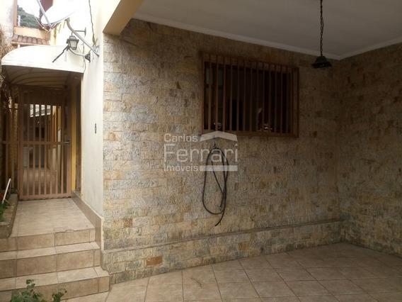 Casa Térrea Na Vila Mazzei - Cf28689