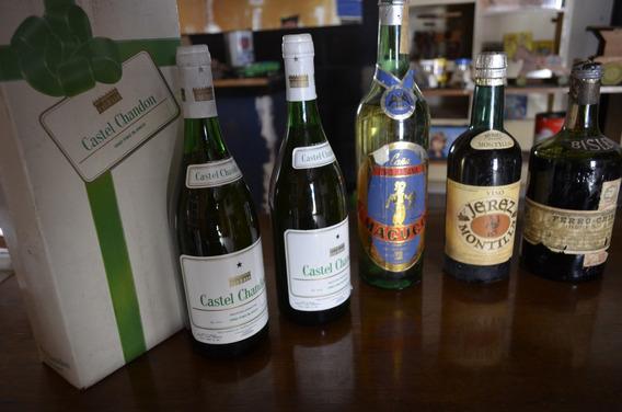 Retro - Botellas / Bebidas / Latas Antiguas