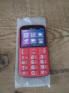 Celular Blu Joy J010 - Teclas Grandes Otimo Para Idosos.