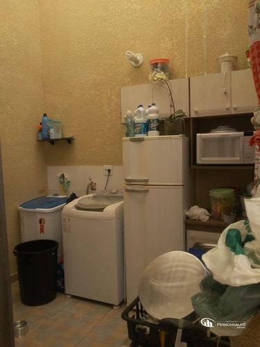 Imagem 1 de 23 de Cobertura Com 2 Dormitórios À Venda, 116 M² Por R$ 280.000,00 - Vila João Ramalho - Santo André/sp - Co0072