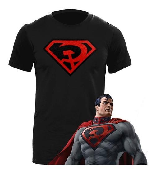 Playera Superman Red Son No Flash Batman Joker